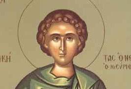 Ο Άγιος Νικήτας ο Νισύριος