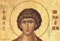 Ο Άγιος Παντελεήμων
