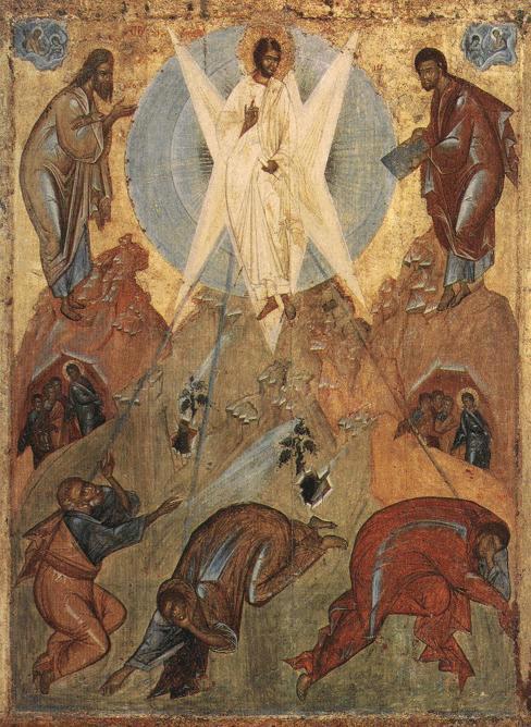 Η Μεταμόρφωση του Σωτήρος Χριστού