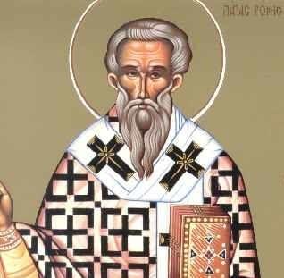 Ο Άγιος Κλήμης ο Ιερομάρτυρας, επίσκοπος Ρώμης