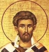 Ο Άγιος Ελευθέριος ο Ιερομάρτυρας