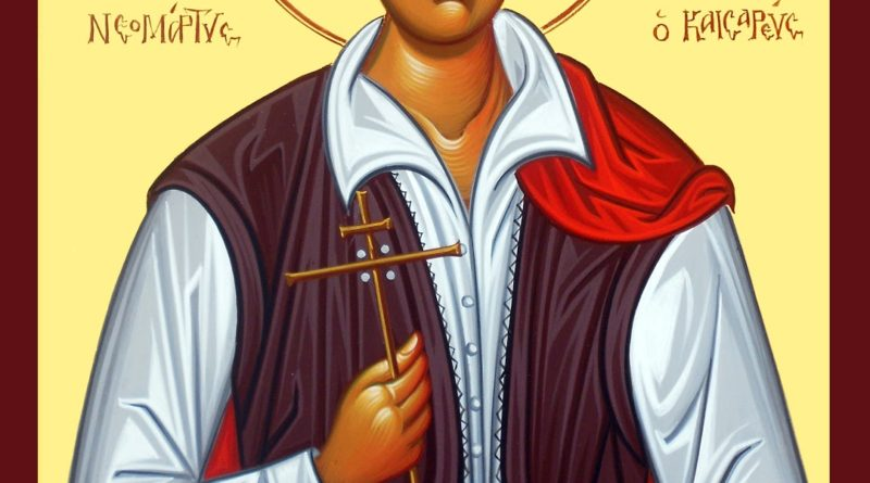 Ο Άγιος Παναγιώτης ο Καισαρεύς
