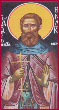 Ο Άγιος Βενέδικτος ο νέος Οσιομάρτυρας