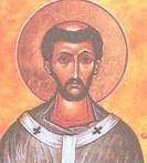 Ο Άγιος Augustine Αρχιεπίσκοπος Καντουαρίας
