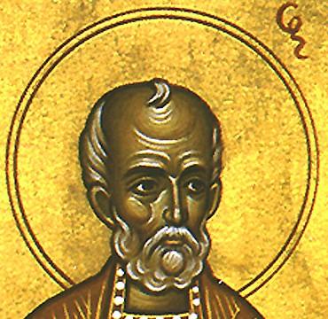 O Άγιος Μώκιος ο Ιερομάρτυρας