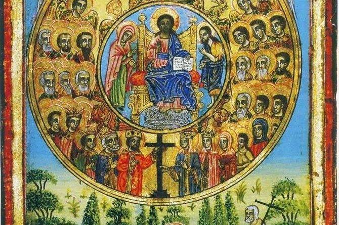 Ο Άγιος Στέφανος Πατριάρχης Κωνσταντινούπολης