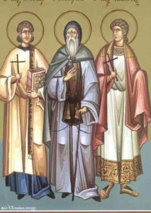 Οι Άγιοι Μανουήλ, Σαβέλ και Ισμαήλ