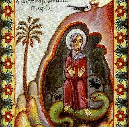 Η Αγία Γολινδούχ η Περσίδα που μετονομάστηκε Μαρία
