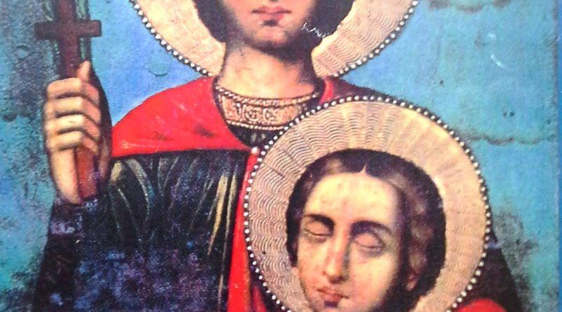 Ο Άγιος Θεόδωρος ο Νεομάρτυρας που μαρτύρησε στα Δαρδανέλια