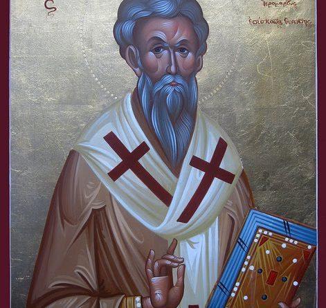 Ο Άγιος Φωκάς Ιερομάρτυρας ο Θαυματουργός