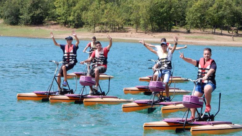 Ανταπόκριση από την αξέχαστη εκδρομή μας στη Λίμνη Πλαστήρα