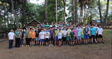 Κατασκήνωση Χαρούμενων Αγωνιστών Κατερίνης – Βροντού 2018