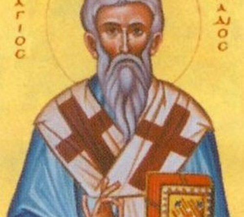 Ο Άγιος Γεννάδιος πατριάρχης Κωνσταντινουπόλεως
