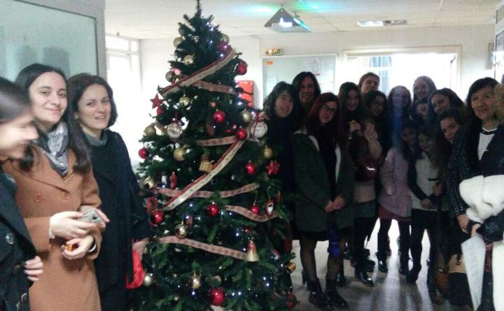 Χριστούγεννα: Εξόρμηση στο Νοσοκομείο Αιγίου