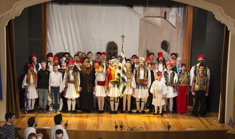 Φωτογραφίες από την εορτή – αφιέρωμα στον Νικηταρά
