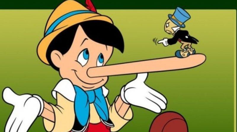 Πώς θα ξεπεράσουμε το να λέμε ψέματα;