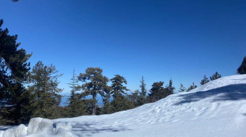 Χειμερινή Εξόρμηση στο Τρόοδος
