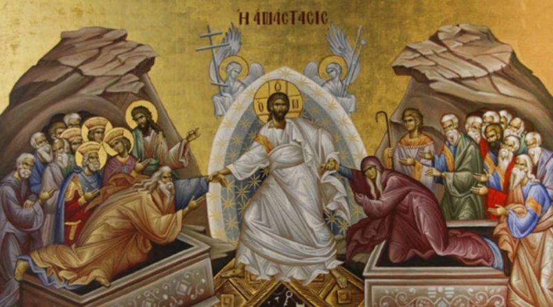 Προσευχή Διακαινισίμου